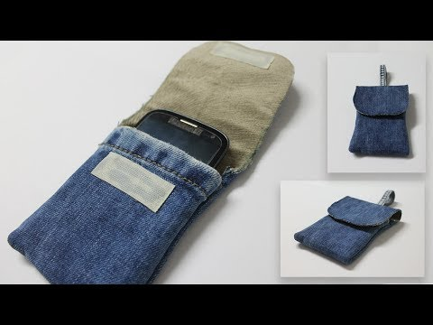 diy-phone-pouch-no-sew---old-jeans-into-pouch