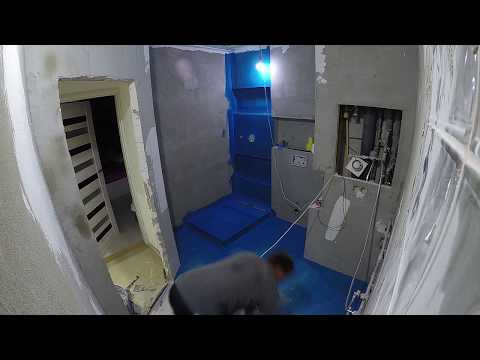 Bathroom Renovation DIY -06