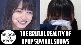 Baixar IZ*ONE – The Brutal Truth of KPOP Survival Shows