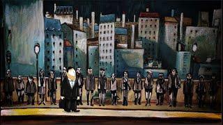 NICOLAS MORO : Une ombre (Clip d'animation)