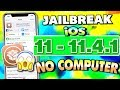 *NEW* JAILBREAK iOS 11 - 11.4.1 (NO COMPUTER) OFFICIAL (iPhone, iPad, iPod Touch) Uncover & Electra