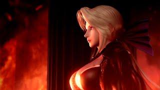 Dead or Alive 4 (X360) OPENING, ALL CutScenes/ENDINGS/Embu [1080p]