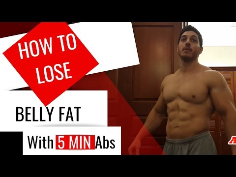 5 MIN Abs Workout | Home Workout | Lose Belly Fat