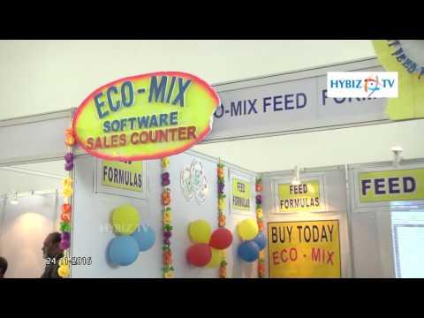 Eco Mix Feed Formulation Software | Poultry India 2016 - hybiz