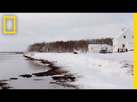 Rising Seas Are Swallowing This North American Island | National Geographic