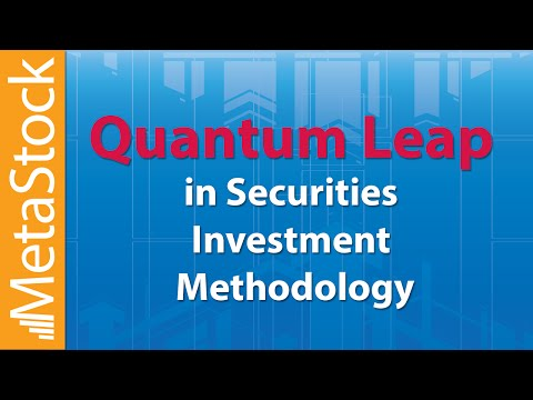 A Quantum Leap in Securities Investment Methodology