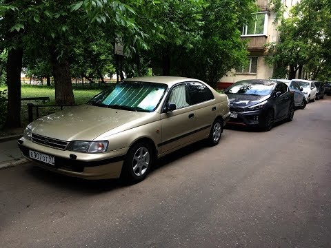 Подведём ИТОГИ - Toyota Carina E 1994 г.в.