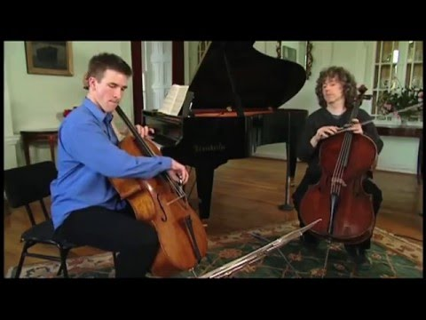 Isserlis Jokes About Animal Noises In Rachmaninov Op.19