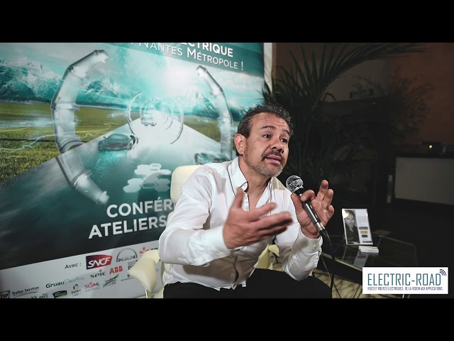 ELECTRIC ROAD : Interview FREDERIC TRAN | Fondateur de  TROTLUX