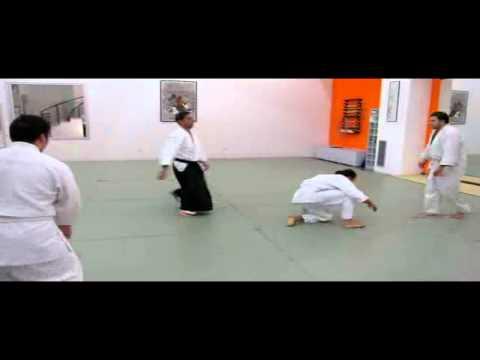 Aikido – Jiyu Waza (Dojo Mu Gen – Aikikai d'Italia)