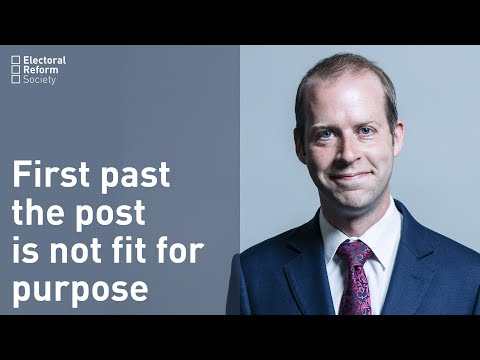 Jonathan Reynolds' Proportional Representation Speech