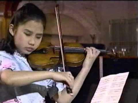 SARAH CHANG (AGE 10) - PLAYS
