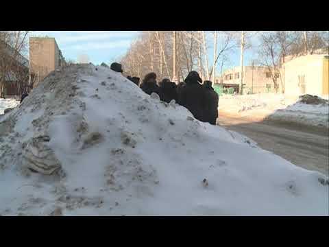 30 01 18 Уборку снега в Ижевске под свой контроль решили взять местные депутаты
