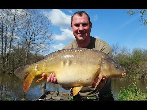 Ep117 - Digger Lakes, 48hrs Carp Fishing On Snails