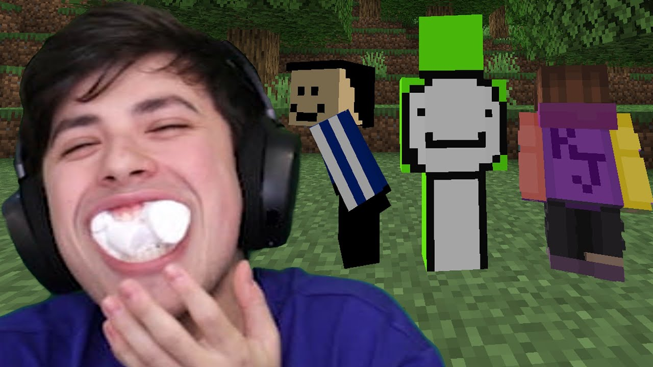 Minecraft, But I Add A Marshmallow Every Minute...