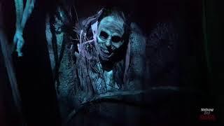 4k Graveyard Games Halloween Horror Nights 2019 Haunted House Walkthrough