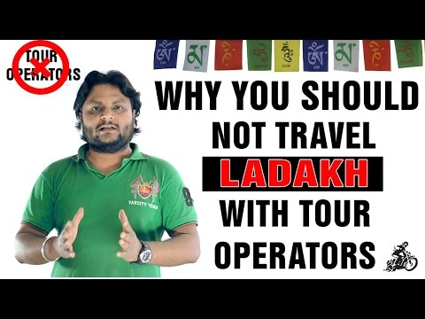 Why you should not travel with tour operators | Ladakh | Spiti | Sach Pass | Pangi Valley |