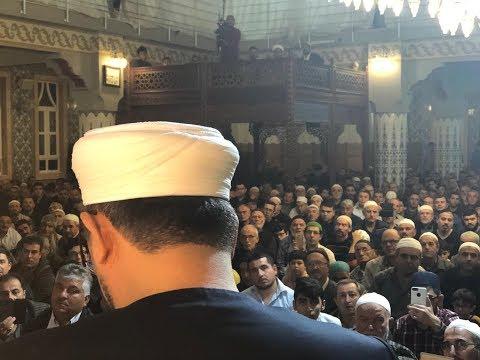 Esmaul Hüsna-Live Canlı Mustafa Özcan GÜNEŞDOĞDU