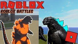Roblox Battles - PROJECT KAIJU VS KAIJU ONLINE! (BEST KAIJU GAMES IN ROBLOX!)