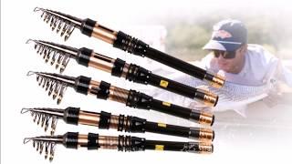 #2 Удочка с Алиэкспресс Топ 3 AliExpress Товары для рыбалки Fishing Спиннинг из Китая
