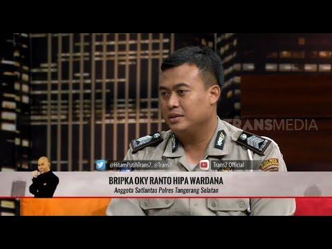 Bripka Oky, Polisi Sabar di Balik Video Viral Pemuda Rusak Motor   HITAM PUTIH (12/02/19) Part 1