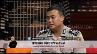 Bripka Oky, Polisi Sabar di Balik Video Viral Pemuda Rusak Motor | HITAM PUTIH (12/02/19) Part 1