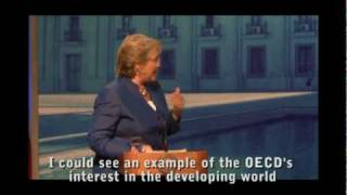 President of Chile Michelle Bachelet praises the LEO 2010 for addressing key issues for LatAm