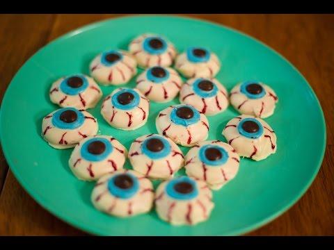 Eyeball Cookies!