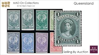 Stamp Auction by Spink: The Chartwell Collection  of Australian States and Commonwealth