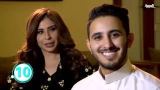 تفاعلكم: عز بن فهد: أنا قدوة نفسي في الحياة (25 سؤالا )