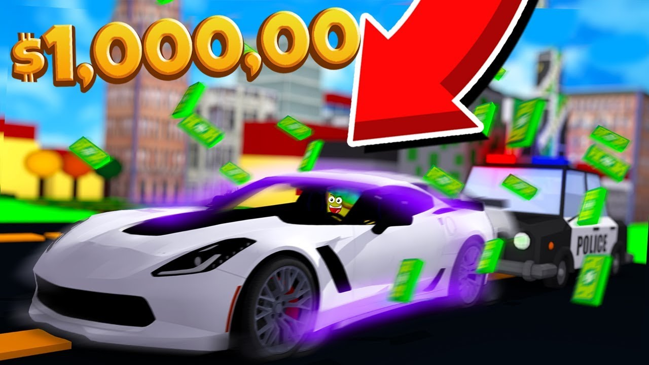My 1000000 Vehicle Is Too Fast I Became Most Wanted Roblox Mad City - all the cars in mad city roblox