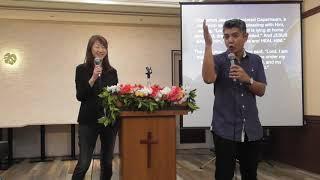 "Freedom ""Power and Authority"" Pastor Wally Matanza ワードオブライフ横浜"