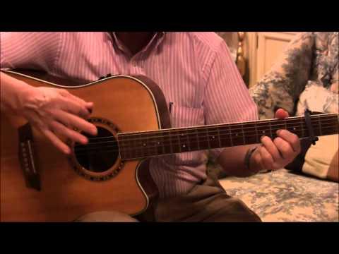 Red River Valley (American Folk) - Easy Guitar - Guitarra fácil - Alfonso Baeza