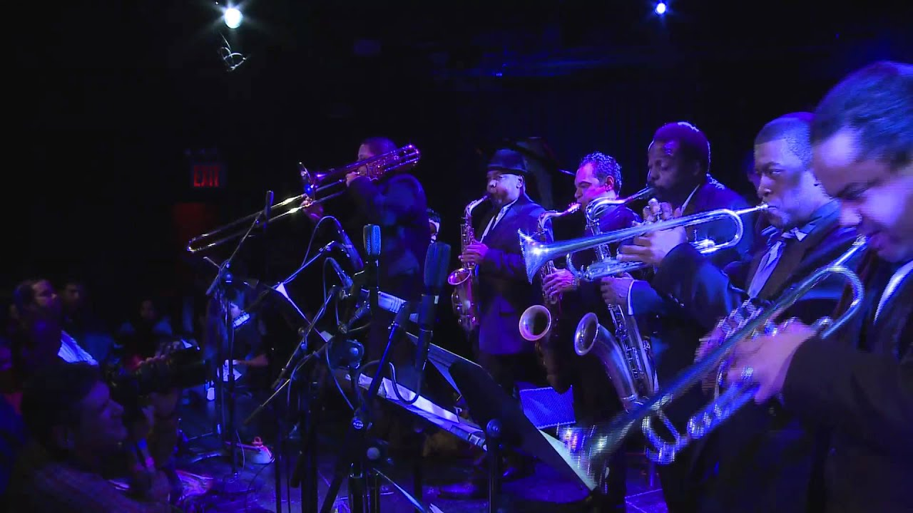 David Murray Cuban Ensemble Live | NPR Music at Winter Jazzfest
