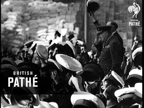 Churchill - Roosevelt Casablanca Conference Aka Churchill - Roosevelt Casablanca Meeting (1943)
