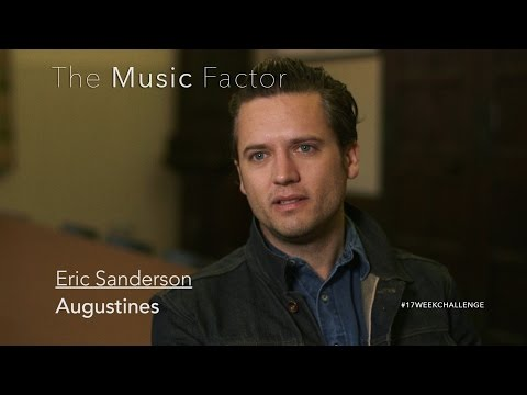 The Music Factor featuring Eric Sanderson of Augustines