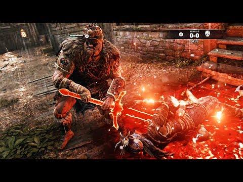 [For Honor] Battle Of The Vikings - Highlander Duels  