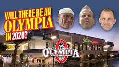 WILL THERE BE AN OLYMPIA IN 2020?-DAN SOLOMON CHIMES IN!