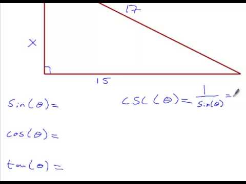 Algebra 2 Chapter 13 Section 1 Right Triangle Trigonometry Day 1