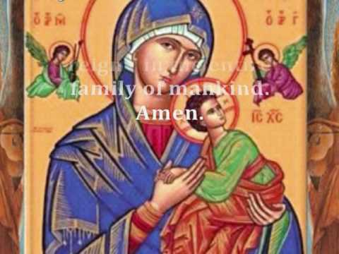Our Mother of Perpetual Help (Mother of God, Jesus Christ)