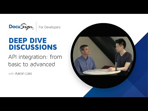 DocuSign Developer: API Integration from Basic to Advanced