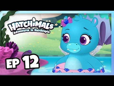Hatchimals   Adventures in Hatchtopia: Mermal Magic   Episode 12 – Racing River, Part I