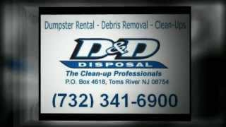 D&D Disposal - Your Leading Dumpster Services and Trash Removal Providers
