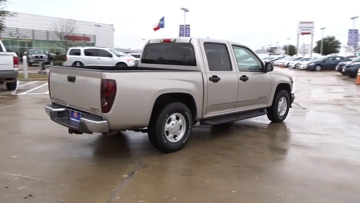 2005 gmc canyon san antonio austin houston new braunfels helotes tx n70498a youtube. Black Bedroom Furniture Sets. Home Design Ideas