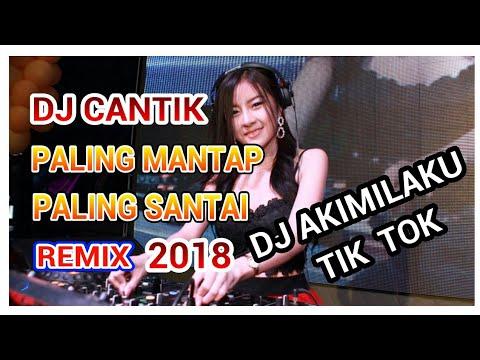 LAGU DJ TIK TOK PALING MANTAP DAN SANTAI 2018