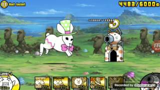 Battle Cats New EASTER Stages: Spring Sprang Sprung!