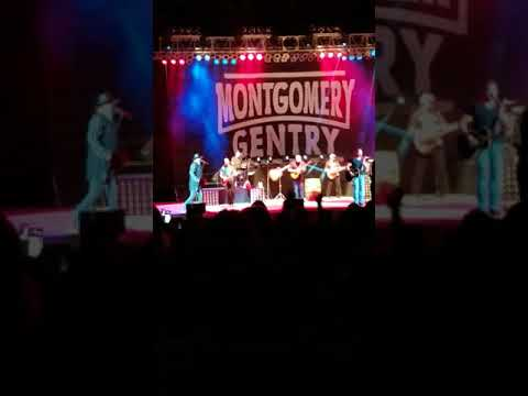 Montgomery Gentry - If You Ever Stop Loving Me in KC 8/26/17