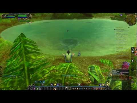 WoW Gold Making Guide 1000g/Hr - Fishing - Low Level
