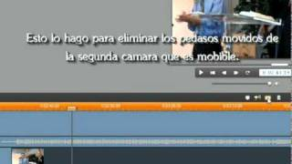 Pinnacle studio Ultimate 14 HD  Parte 1 tutorial Multiples camaras
