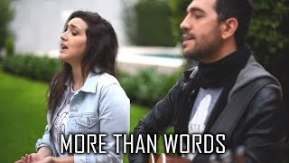 Video MORE THAN WORDS - Extreme (cover) download MP3, 3GP, MP4, WEBM, AVI, FLV Agustus 2018